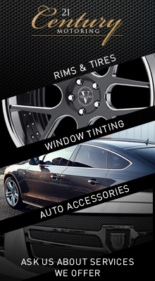 Rims Tires Window Tinting Auto Accessories